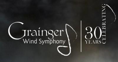 GWS logo 30th anniversary bnw
